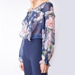 WE ARE KINDRED REVOLVE JOSEPHINE Blouse
